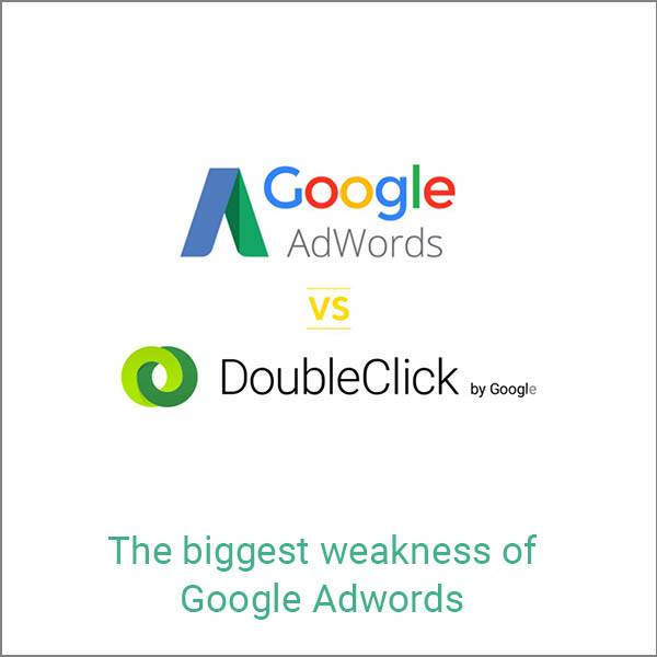 What is the biggest weakness of Google Adwords?