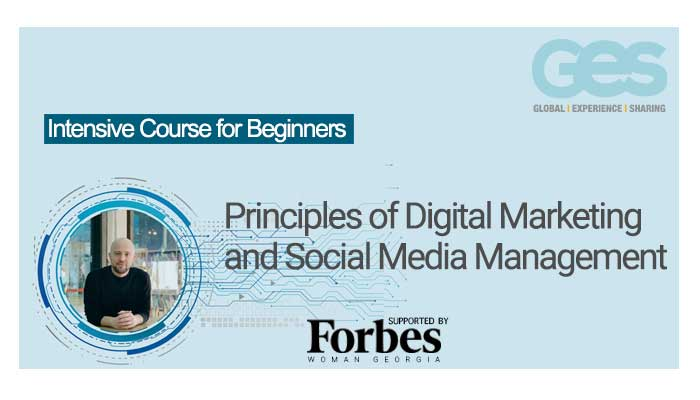 Intensive Course – Principles of Digital Marketing