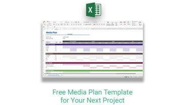 Media Plan Template